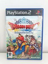 PS2 Dragon Quest El periplo del rey maldito PlayStation 2 probado y Completo