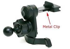 IG-A07: AC Vent Mount w/ metal clip for Garmin Zumo 665LM 660LM 590LM 390LM