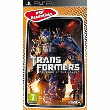 Transformers: Revenge of The Fallen - The Game (PSP) ESSENTIALS BOX NEW SEALED