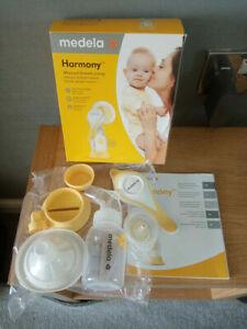 Medela Single Manual Breast Pump Harmony Flex For Nursing And Breastfeeding