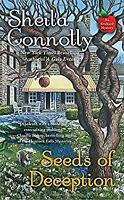 Seeds of Deception An Orchard Mystery Mass Market Paperbound Sheila Connolly