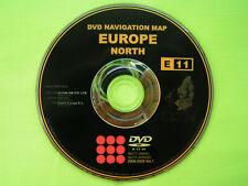 DVD NAVIGATION TNS 600 700 DEUTSCHLAND + EU 2009 TOYOTA LANDCRUISER LEXUS IS 250