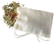 Kitchen Craft 4 x Reusable Cotton Bouquet Garni Spice Herb Bags