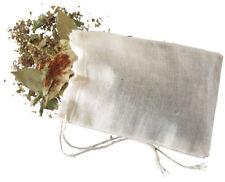 Kitchen Craft 4 x réutilisable coton bouquet garni épices plante sacs