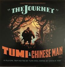 TUMI & CHINESE MAN : THE JOURNEY - [ CD ALBUM PROMO ]