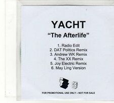(FU865) Yacht, The Afterlife - DJ CD