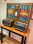 Nevada Gold Pull tab ticket dispenser. 8 column (bill)