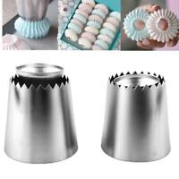 Biscuit Ice Cream Pastry Small Cake Mold Cake Decoration Tool Icing Pipe Nozzle