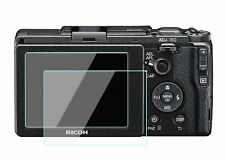 2X Ricoh GR II / GRii LCD Screen Protector Film 9H Tempered Glass for Ricoh GRII
