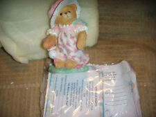 Cherished Teddies ~# 103780 Lisa Free Ship