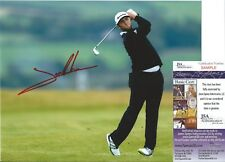 JON RAHM Signed Autographed 8x10 Photo PGA Tour Golf Masters Open ASU JSA COA 3
