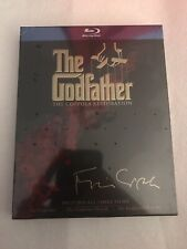 The Godfather Collection(The Coppola Restoration) (Blu-ray Disc, 2008, 4-Disc.