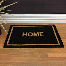 DOORMAT - Home Coir Door Mat Rubber Backing  NEW