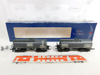 CO705-0, 5 #Liliput H0/Dc L240160 Set Tank Bta / Petrola SBB Nem, Mint+Box