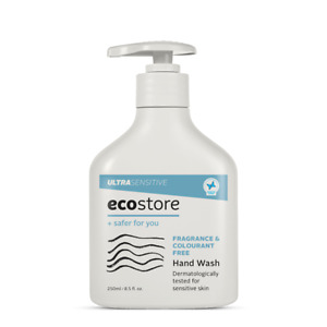 Ecostore Ultra Sensitive Hand Wash 250ml