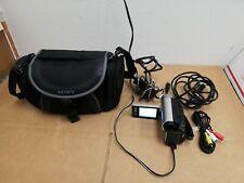 Sony Dcr-Hc52 MiniDv Camcorder Digital Video Camera Recorder w/ Bag