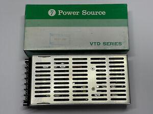 ETA Electric VTD12SC12 - VTD Series 100W DC-DC Converter 12V In 12V Out 9A