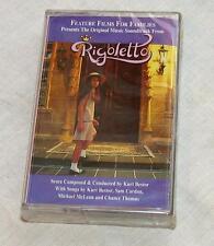 Rigoletto Motion Picture Soundtrack Kurt Bestor Cassette Tape 1993 New Sealed