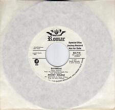MICKY DOLENZ  Daybreak  rare promo soundtack 45  THE MONKEES