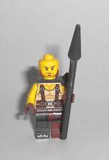 The LEGO Movie 2 - Maddox - Figur Minifigur Battle Ready Batman Eisenbart 70836