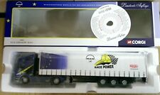 Corgi 75801 MAN Curtainside MAN Transport Ltd Ed No. 0002 of 2100