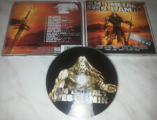 CD AM I METAL? YES I AM - ICED HEART - NEVERMORE - JAG PANZER - TANKARD