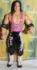 WWE Bret Hart Classic Superstars Action Figure I Quit Exclusive Ringside Fest