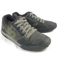 5.10 Five Ten Freerider Mens 8.5 Blue/Gray Mountain Bike Shoes