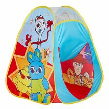 KIDS POP UP PLAY TENTS WENDY HOUSE - TOY STORY PJ MASKS PEPPA PIG & MORE