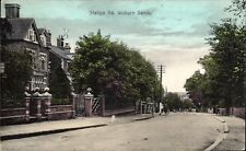 Woburn Sands. Station Road by Pikesley, Woburn Sands.