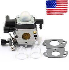 Carburetor Carb For Stihl MM55 MM55C Tiller Trimmer 4601-120-0600 Zama C1Q-S202A