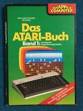 Fachliteratur MARKT & TECHNIK - Das ATARI Buch Band 1 von HAPPY COMPUTER
