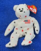 McDonald's Ty Teenie Beanie Glory the Bear 1993  NO BAG