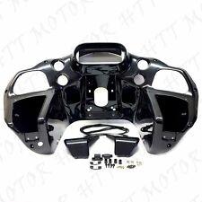 Inner ABS Front Fairing w/ glove For Harley Road Glide 1998-2013 FLTR
