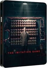 The Imitation Game Steelbook - UK Limited Edition Blu-ray Region B