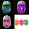 HOT! LED Socket Electric Mosquito Fly Bug Insect Trap Night Lamp Killer Zapper
