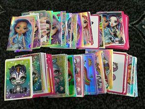 30x Poopsie Stickers Sticker Collection PANINI Girls Reward Praise Scrapbook