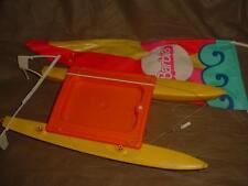 VANTAGE 1975 Barbie SUNSAILER Catamaran SAIL BOAT Real Hobie Cat Mattel PARTS