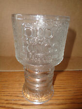 2001 - Lord of the Rings - Frodo - Burger King Glass - Goblet - No Light