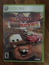 Cars: Mater-National Championship (Microsoft Xbox 360, 2007) no manual