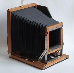 "Compact folding travel 8x10"" camera"