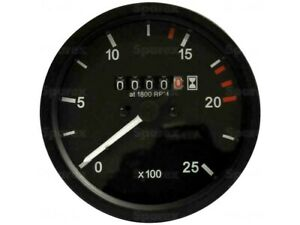 TACHOMETER FOR SOME EARLY MASSEY FERGUSON 362 365 375 390 390T 398 TRACTORS.
