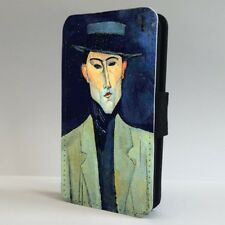 Amedeo Modigliani Artist FLIP PHONE CASE COVER for IPHONE SAMSUNG