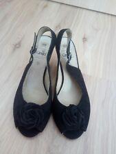 Sandale Gr 41 Caprice schwarz