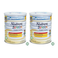 Nutren Junior Milk for 1 - 10 Years Child 800g X 2 tins