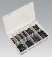 Sealey AB013ER E-Clip Retainer 800pc Imperial