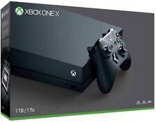 Microsoft Xbox One X 1TB Console - Black - Brand New in sealed box
