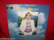 JOHN DENVER It's about time LP 1983 ITALY MINT-