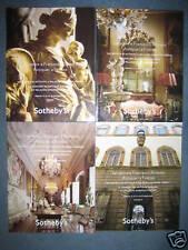 SOTHEBY'S Romano Firenze Palazzo Magnani Ferroni 4 Vols