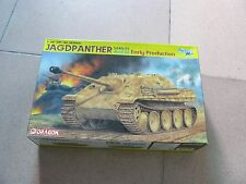 Dragon 1/35 #6458 Jagdpanzer V Jagdpanther Ausf.G1 PRODUZIONE PRECOCE
